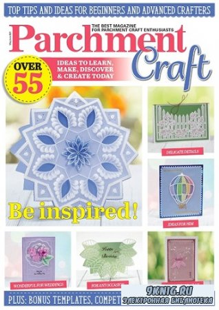 Parchment Craft - May/June 2021