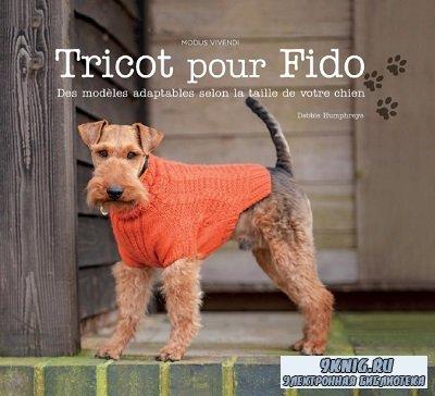 Tricot pour Fido: Des modeles adaptables selon la taille de votre chien
