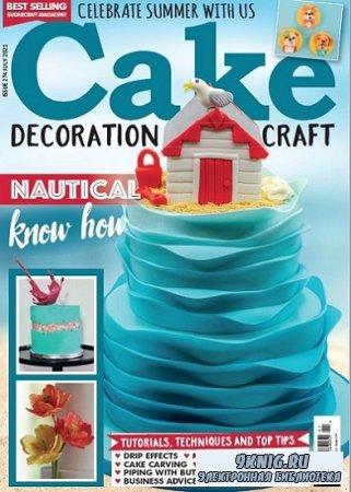 Cake Decoration & Sugarcraft - July 2021