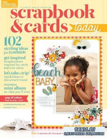 Scrapbook & Cards Today - Summer 2021