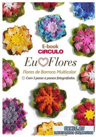 Flores de Barroco Multicolor