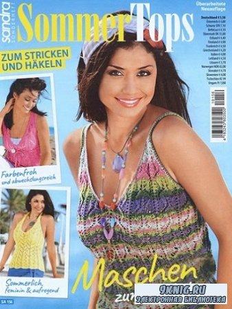 Sandra - Sommer Tops SA156 2021
