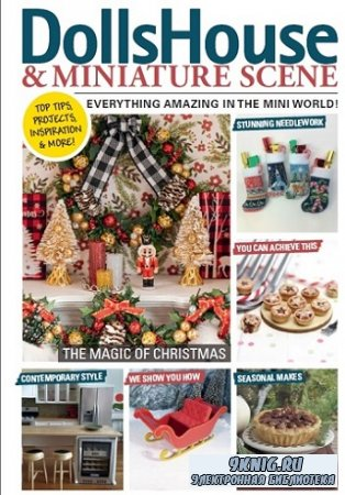 Dolls House & Miniature Scene - November 2021